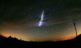 Leonid meteor shower: how to get the best view