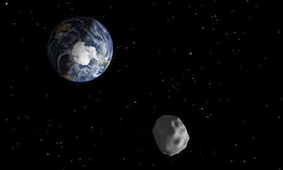 Across The Universe: How to spot near-miss asteroid 2012 DA14