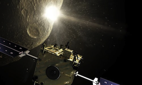 Across The Universe: Asteroids and how to deflect them