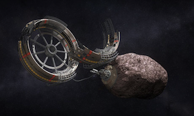 Asteroid mining is back in fashion (unlike the tank top)