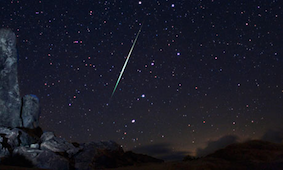 The Guardian: Geminid meteor shower begins: watch out for fireballs