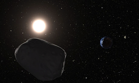 Apophis – a 'potentially hazardous' asteroid – flies by Earth on Wednesday