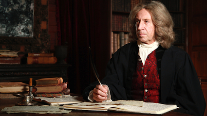 BBC2 documentary: Isaac Newton: The Last Magician