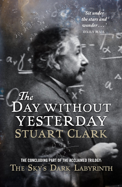 The Day Without Yesterday paperback coming soon