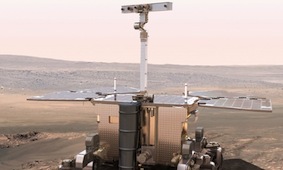 Across the Universe: Searching for life on Mars: where should the ExoMars rover land?