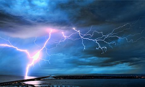 The Guardian: Sun's activity triggers lightning strikes