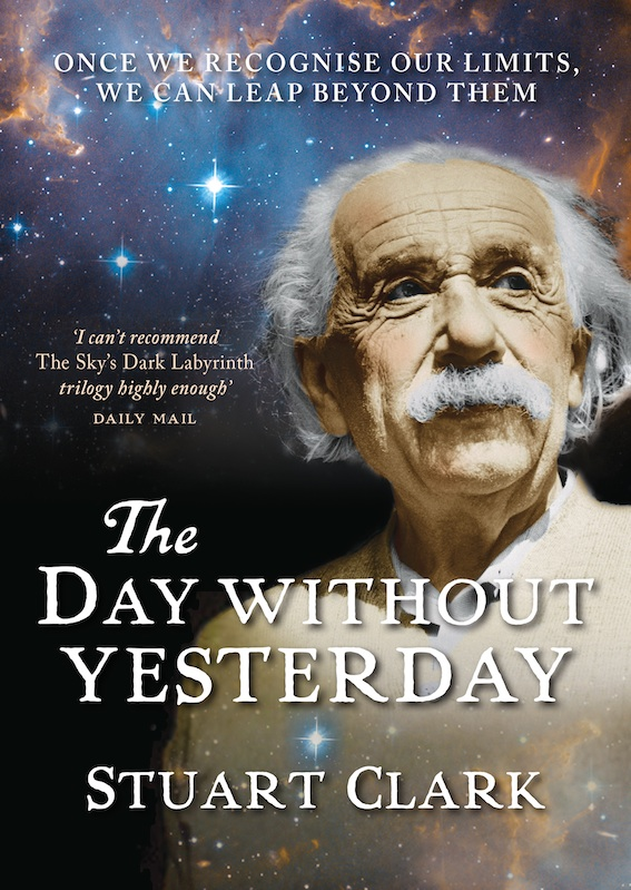 The Day Without Yesterday cover unveiled