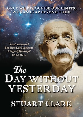 Read an exclusive extract from The Day Without Yesterday